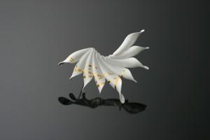 Kuo 5 Snow Flower w golden stripes m